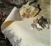 Teichfolie Sand 1 mm 1,5 mm