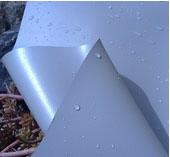 Teichfolie Grau 1 mm